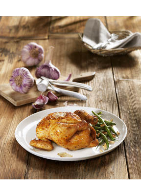 poulet-gegrillt-bachofe-gueggeli-knoblauch-bohnen-knoblauchpresse