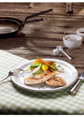 poulet-natur-gemuesebouquet-pfanne