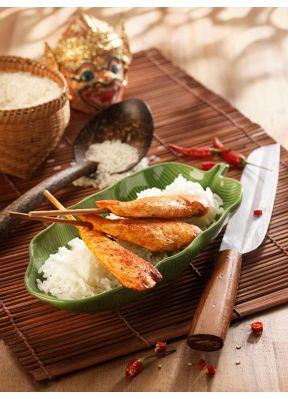 Poulet-Brust-Mignonspiessli Hot-Chili • mariniert